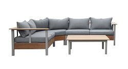 Polywood loungeset 250