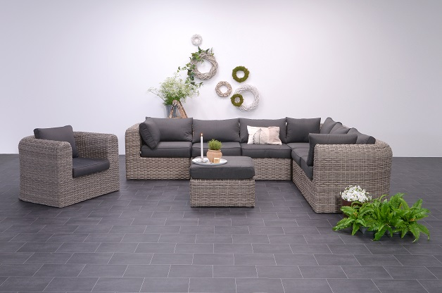 Wicker loungeset 628x416